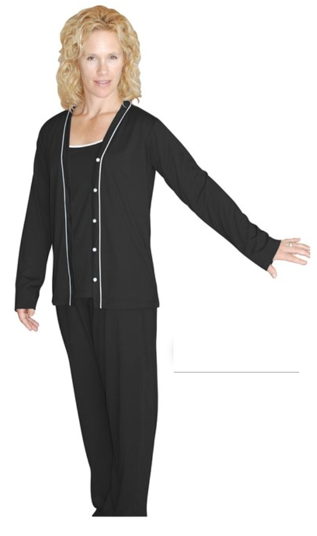 15f06dbd4e Moisture Wicking Pajamas and Nightgowns - Gifts For Menopausal Women