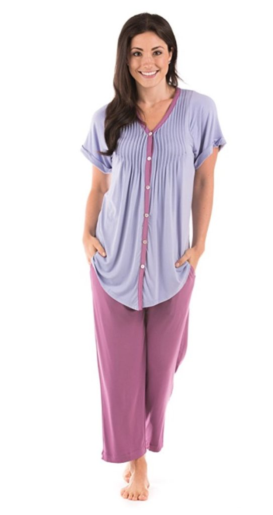 Bamboo Pajamas For Women - Gifts For Menopausal Women d4f15f16b